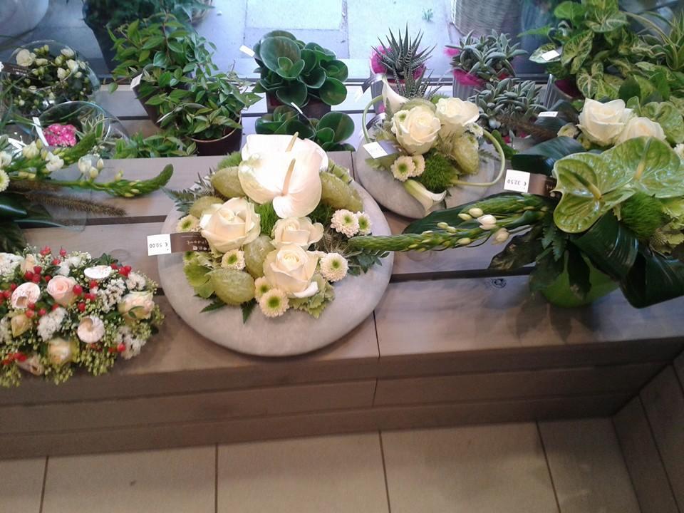 Bloemen Reynaert Oudenaarde bloemstukken