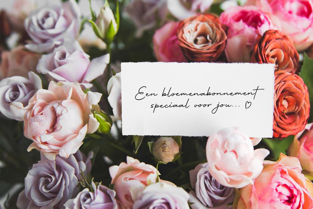 Bloemen Reynaert bloemenwinkel Oudenaarde bloemenabonnement